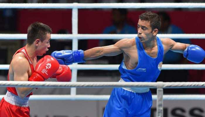 ओलंपिक चैंपियन की एक न चली, हरियाणवी बॉक्सर ने पिछला हिसाब भी किया चुकता