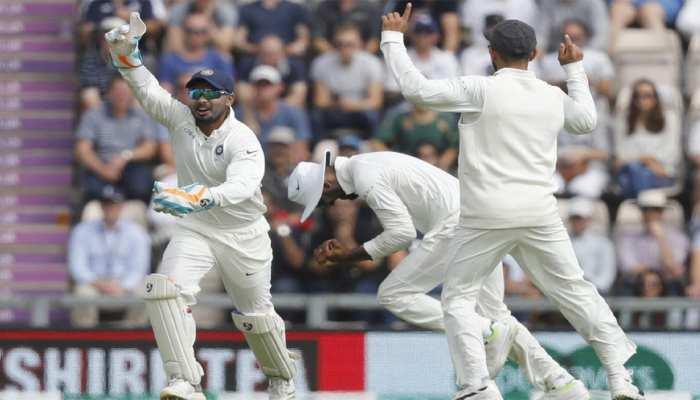 VIDEO: स्लिप में कैच के मास्टर होते जा रहे हैं केएल राहुल, द्रविड़ का 16 साल पुराना रिकॉर्ड तोड़ा