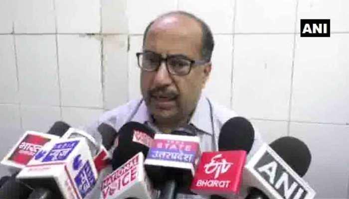 सीतापुर में टीकाकरण के बाद 1 बच्चे की मौत, 7 अस्पताल में भर्ती