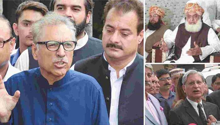 पाकिस्तान: मंगलवार को होगा राष्ट्रपति का चुनाव, PTI उम्मीदवार के जीतने की संभावना