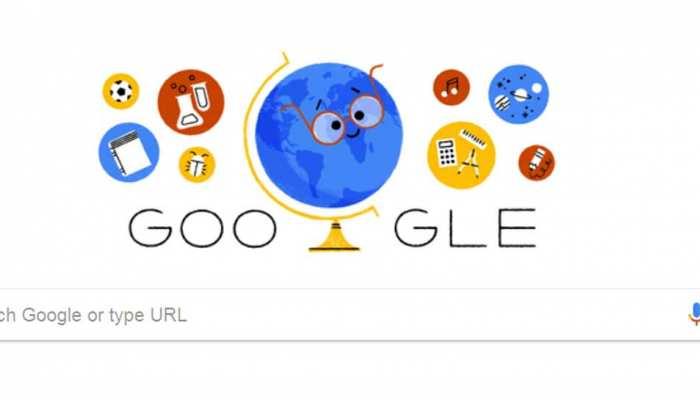 Teachers' Day 2018: शिक्षक दिवस के मौके पर Google ने बनाया Doodle, जानिए खास बातें