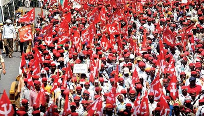दिल्ली में आज करीब 4 लाख किसान-मजदूर निकालेंगे रैली, लग सकता है भारी जाम