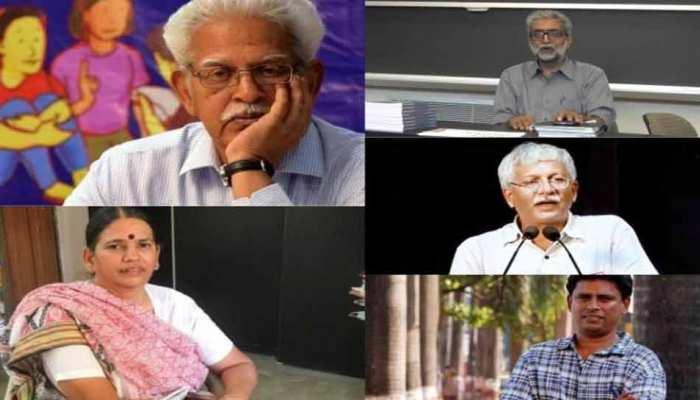 भीमा कोरेगांव केस: महाराष्ट्र सरकार का सुप्रीम कोर्ट में दावा- एक्टिविस्टों के खिलाफ हैं पक्के सबूत