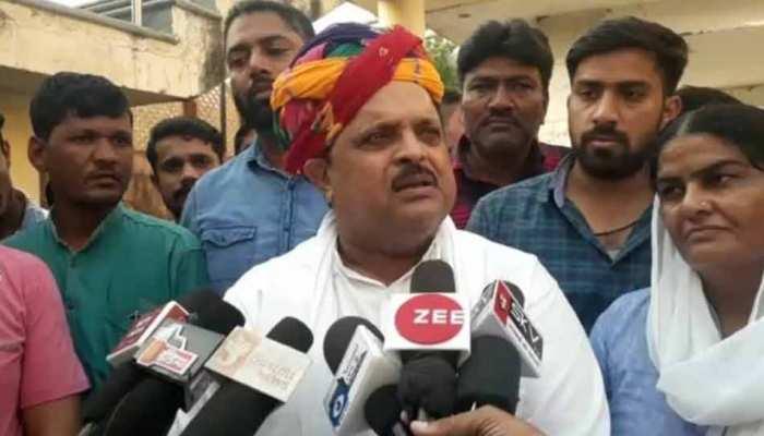 राजस्थानः कांग्रेस सांसद ने बीजेपी की गौरव यात्रा को बताया 'विदाई यात्रा'