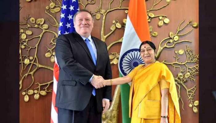 2+2 वार्ता : रूस, ईरान से खरीद पर भारत को छूट देने के लिये चल रही बात