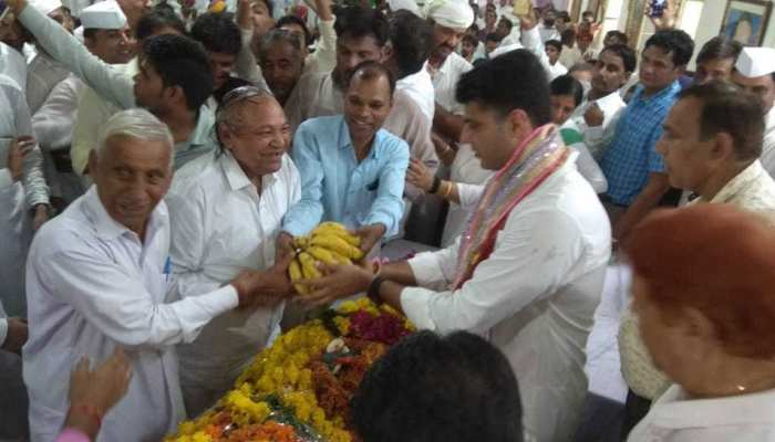 sachin Pilot asks workers on his birthday to make congress win the assembly election this year