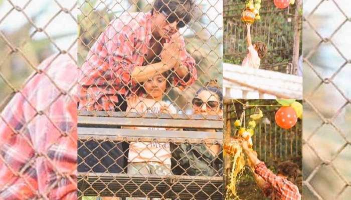 जन्माष्टमी पर शाहरुख ने फोड़ी मटकी तो भड़के उलेमाओं ने जारी किया फतवा