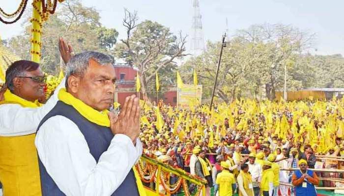 योगी के मंत्री बोले, 'अगर SP-BSP में गठबंधन हुआ तो बढ़ जाएंगी BJP की मुश्किलें'