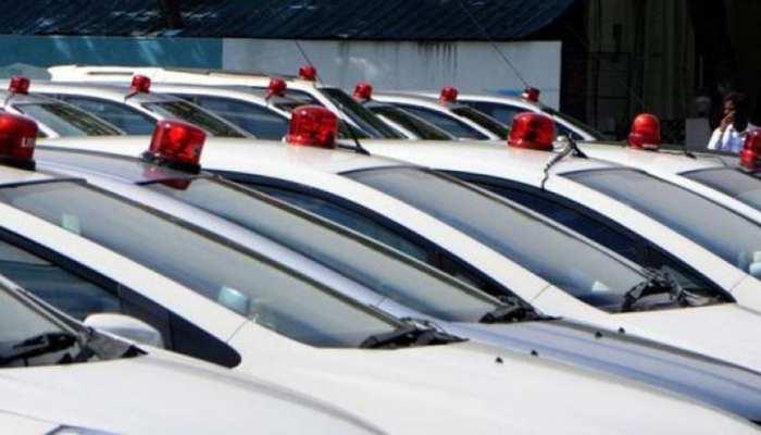 हजारीबागः त्वरित सुरक्षा के लिए लगाए गए जीपीएस वाहन नहीं हुए है 8 महीने से रिचार्ज