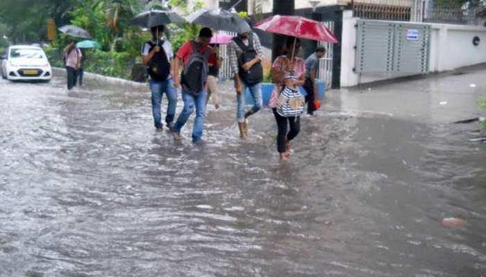 देश के 12 राज्यों में मौसम विभाग का अलर्ट, पूर्वी और उत्तर भारत के कई राज्यों में हो सकती है भारी बारिश