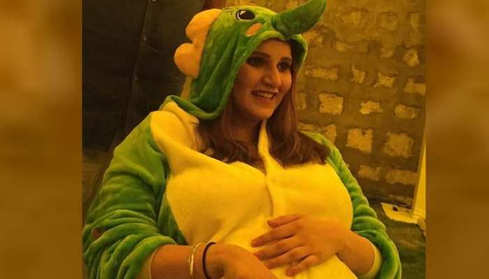 Sania Mirza Surprises with Pyjama Party Instead Of A Baby Shower