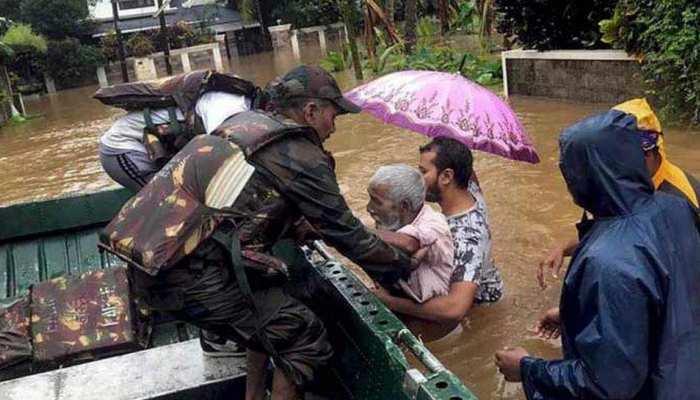 लंदन: भारतीय मूल के लोगों ने केरल में आई विनाशकारी बाढ़ के पीड़ितों के लिए बढ़ाया हाथ