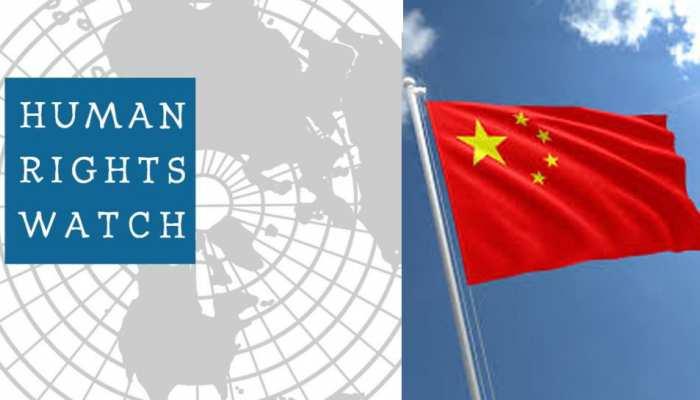 शिनजियांग में चीनी अल्पसंख्यकों पर हो रहे अत्यचार पर पाबंदी लगाई जाए: मानवाधिकार संगठन