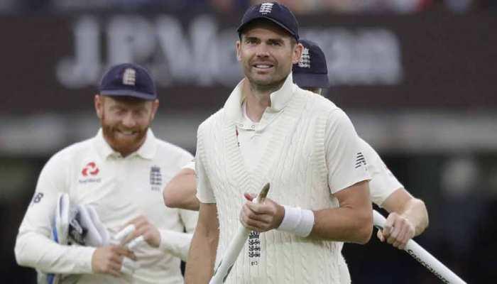 INDvsENG: जेम्स एंडरसन ने मैक्ग्रा का रिकॉर्ड तोड़ा, सबसे ज्यादा विकेट लेने वाले तेज गेंदबाज बने