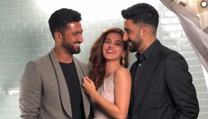 Manmarziyaan film Team attend toronto international film festival Bollywood