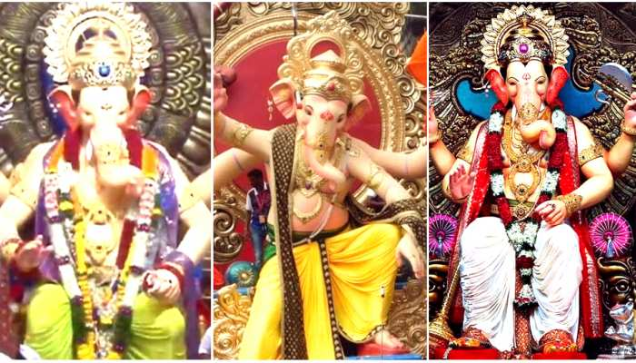 list of the best Pandals to visit in Mumbai on Ganesh Chaturthi 2018