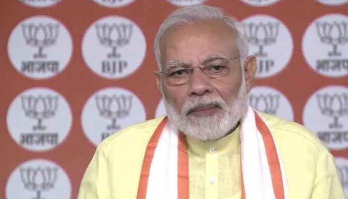 PM नरेंद्र मोदी ने बताया, उन्हें कांग्रेस कार्यकर्ताओं पर क्यों आती है दया?
