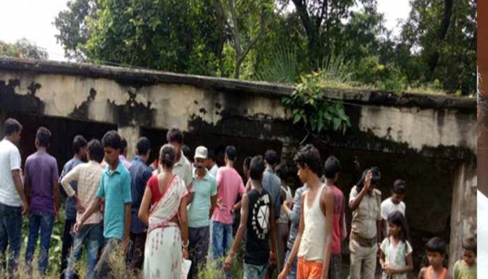 बिहारः पुराने चिकित्सालय भवन में बम विस्फोट से मची सनसनी, तीन बच्चियां हुई घायल