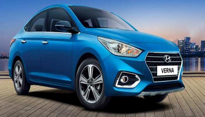 Hyundai launches anniversary edition of verna