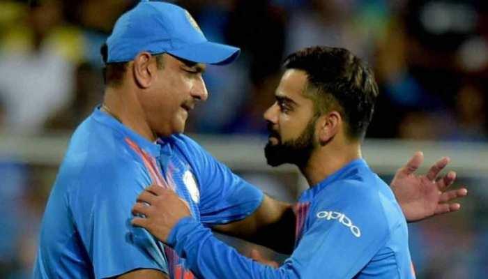 इंग्लैंड दौरे पर हार के बाद दिखी कप्तान विराट कोहली और कोच रवि शास्त्री में दरार