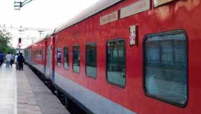बिहारः राजधानी एक्सप्रेस के टॉयलेट से बरामद हुआ 20 किलो गांजा