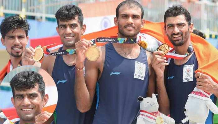 राजस्थान: एशियन गेम्स के गोल्ड मेडलिस्ट ओमप्रकाश लोगों को करेंगे मतदान के लिए प्रेरित