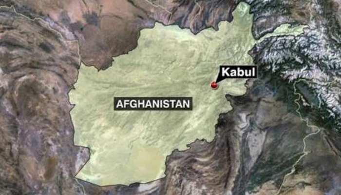 काबुल: सैन्य हेलीकॉप्टर हुआ दुर्घटनाग्रस्त, आग लगने से चार की मौत
