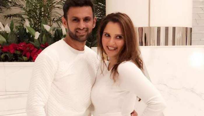 VIDEO:शोएब मलिक से मिलने को बेताब थीं सानिया मिर्जा, फिर मिला प्यारा सा सरप्राइज
