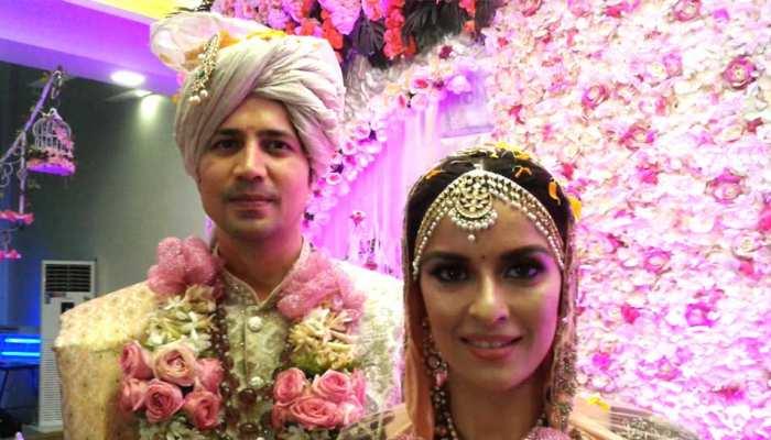 सुमित व्यास ने एकता कौल से रचाई शादी, इंटरनेट पर वायरल हुए PHOTOS