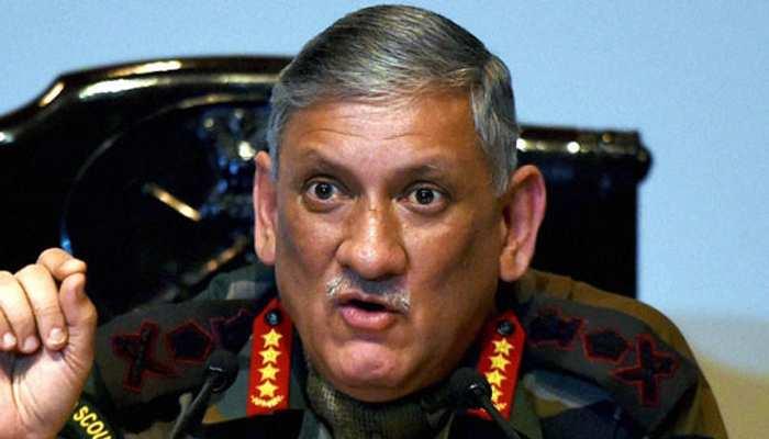 नेपाल और भूटान को भारत की ओर झुकाव रखना होगा : जनरल बिपिन रावत