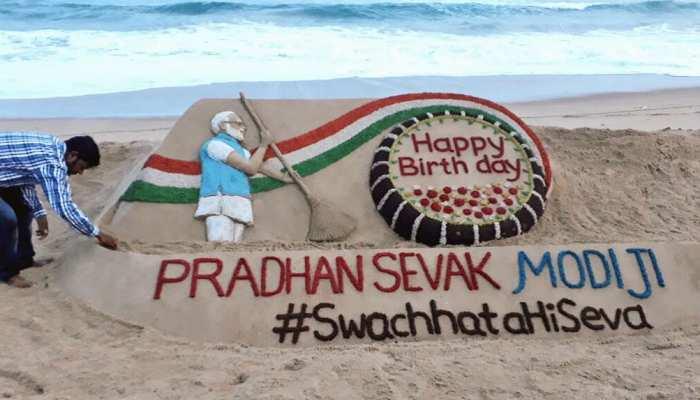 प्रधानमंत्री नरेंद्र मोदी के जन्मदिन पर उनकी लिखी 5 कविताएं: 'जलते गए, जलाते गए'