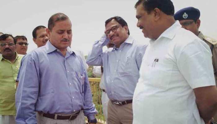 कानपुर: बीजेपी विधायक विनोद कटियार पर करोड़ों की जमीन कब्जाने का आरोप