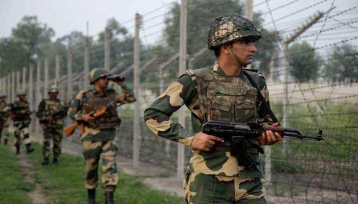 INDvsPAK मुकाबले से पहले पाकिस्तान की नापाक हरकत, सीमा पर BSF जवान को धोखे से मारी गोली