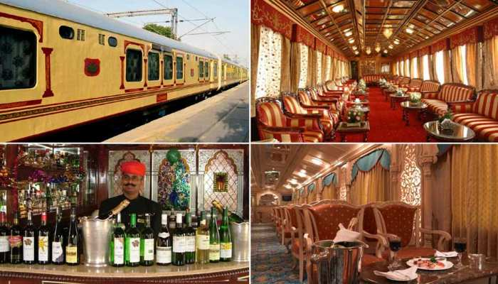 Australian tourists booked the Royal Train 'Palace on Wheels' for 1 crore 30 lakhs