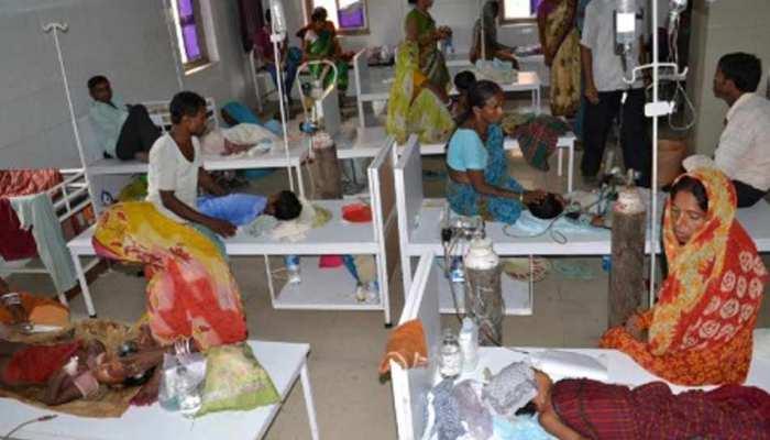 यूपी में दिमागी बुखार का कहर, बहराइच में 45 दिनों में हुई 71 बच्चों की मौत