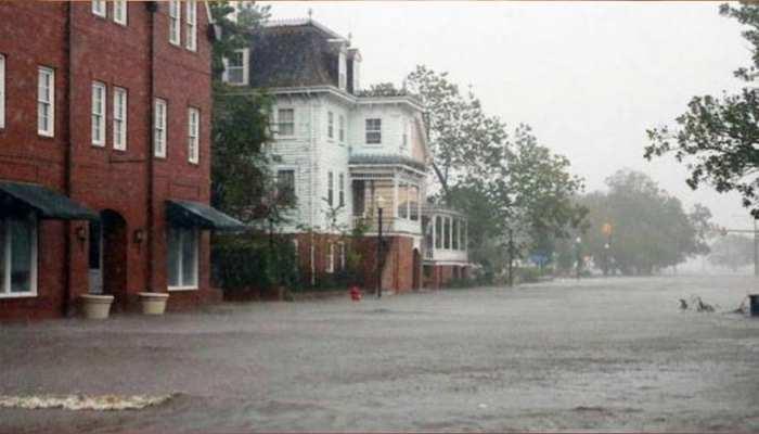 अमेरिका में पैर पसार रहा है फ्लोरेंस तूफान, अब तक 37 लोगों की मौत की पुष्टि