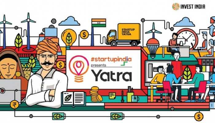 छोटे शहरों के बड़े सपनों को साकार कर रही है स्टार्टअप इंडिया यात्रा
