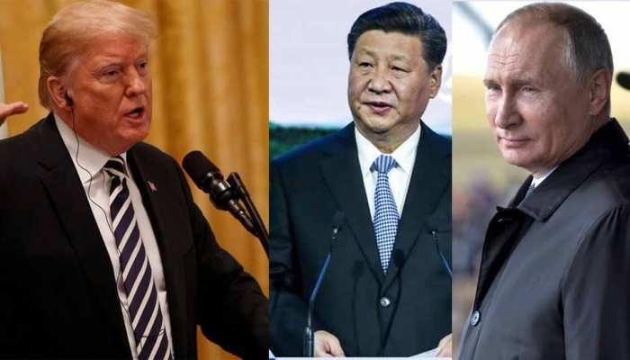 अमेरिकी प्रतिबंध पर भड़के रूस और चीन, कहा-आग से खेल रहा है अमेरिका
