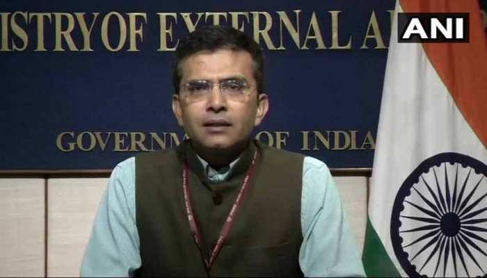 भारत का पाकिस्तान को जवाब, 'नहीं होगी बातचीत, इमरान खान का असली चेहरा सामने आ गया'
