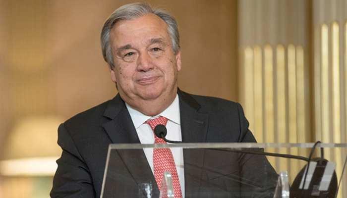 UN प्रमुख ने म्यांमार से किया अनुरोध, 'रॉयटर्स के रिपोर्टरों को माफ कर दें'