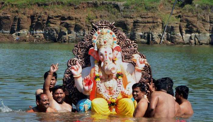 Ganesh Visarjan date time significance and importance on Anant Chaturdashi Dharam
