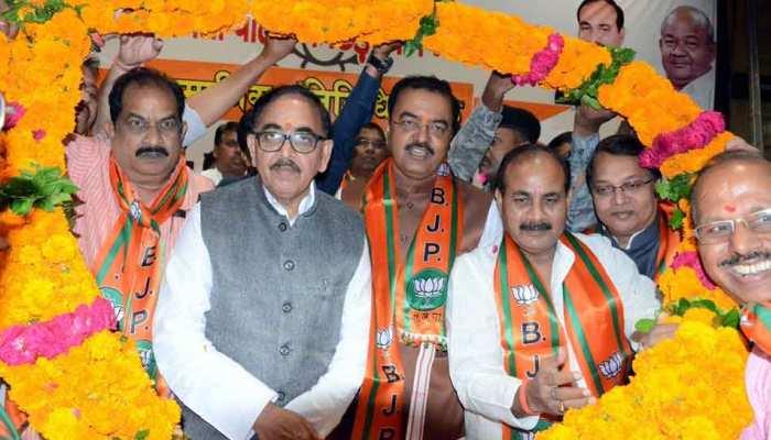 सरकार SC/ST एक्ट का दुरुपयोग नहीं होने देगी: महेंद्र नाथ पांडे