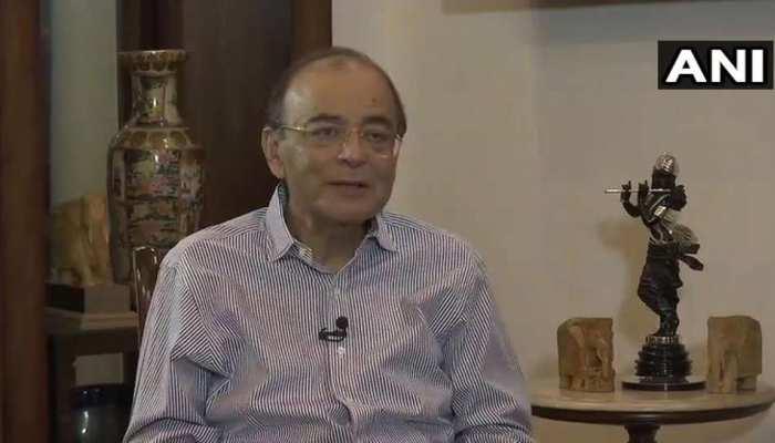 राफेल सौदा : मेरे पास सबूत नहीं, लेकिन राहुल-ओलांद के बीच कुछ जुगलबंदी है : जेटली