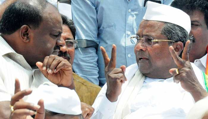 कर्नाटक: कई कांग्रेसी विधायक दिखा रहे बगावती तेवर, कुमारस्वामी सरकार पर छाया संकट