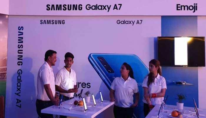 Samsung ने लॉन्च किया चार कैमरों से लैस स्मार्टफोन, जानिए इसकी कीमत और सभी फीचर्स