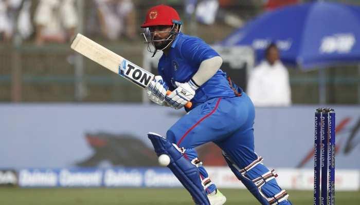 Asia Cup 2018:  मोहम्मद शहजाद बने भारत के खिलाफ शतक लगाने वाले पहले अफगान क्रिकेटर