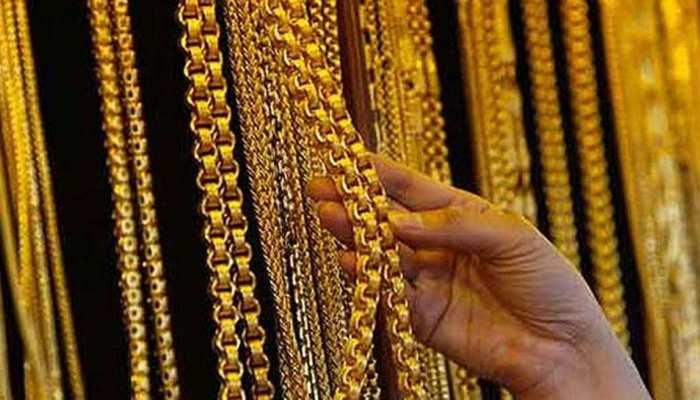 शुरुआती कारोबार में सोने की कीमतों में आई गिरावट, जानिए किस कीमत पर हो रहा है कारोबार