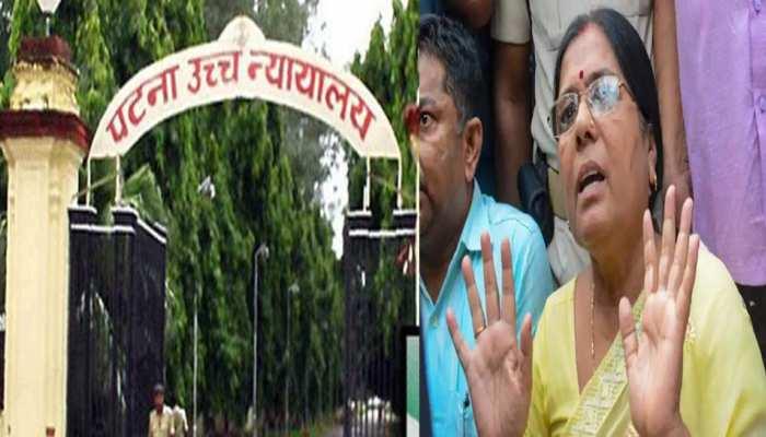 मंजू वर्मा को नहीं मिली अग्रिम जमानत, पटना हाईकोर्ट ने सरकार से मांगी केस डायरी