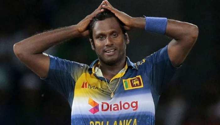 श्रीलंका ने इंग्लैंड के खिलाफ वनडे, टी20 टीम से मैथ्यूज को बाहर किया