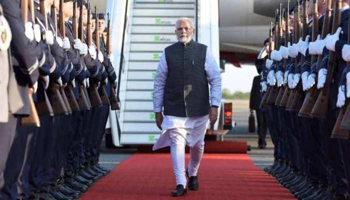 पीएम मोदी और फ्रांस के राष्ट्रपति को मिला UN का 'चैंपियन ऑफ द अर्थ' अवॉर्ड